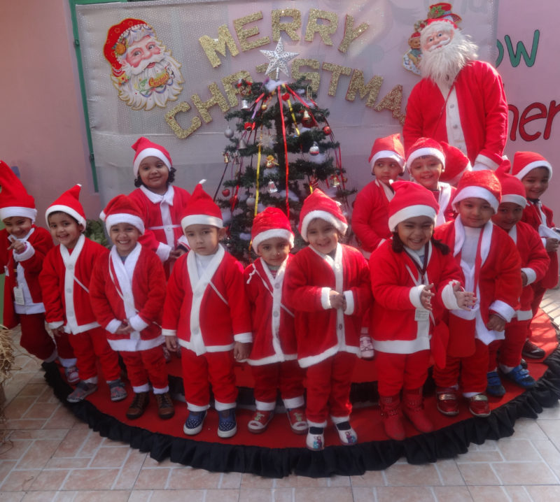 CHRISTMAS DAY CELEBRATION Woodland Pre School